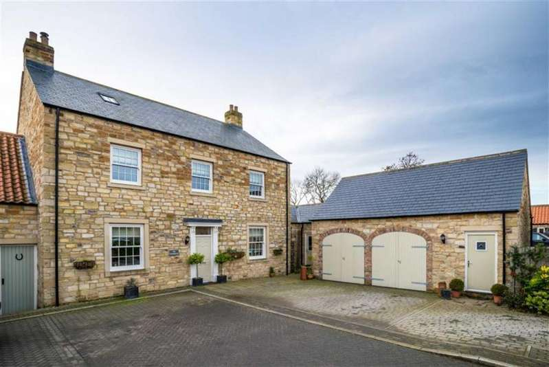 6 Bedrooms Detached House for sale in Dales View, Richmond, North Yorkshire