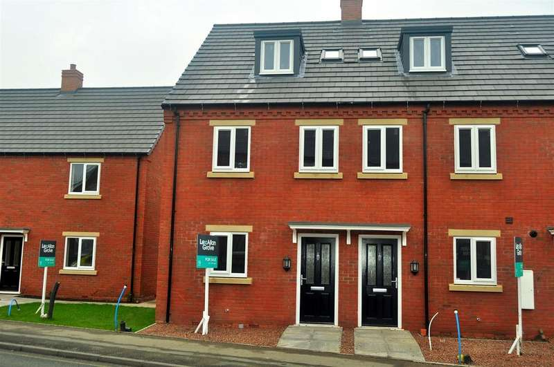 3 Bedrooms Town House for sale in Halesowen Road, Cradley heath