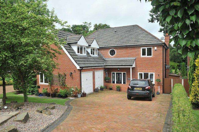 5 Bedrooms Detached House for sale in Goodwood Rise, Middlewich
