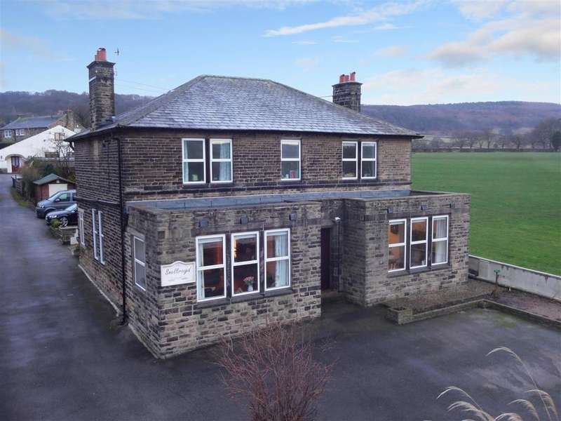 4 Bedrooms Unique Property for sale in Pool Road, Pool In Wharfedale