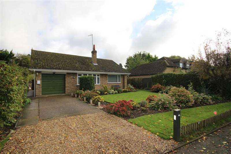 2 Bedrooms Detached Bungalow for sale in The Avenue, Nocton, Lincoln, Lincolnshire