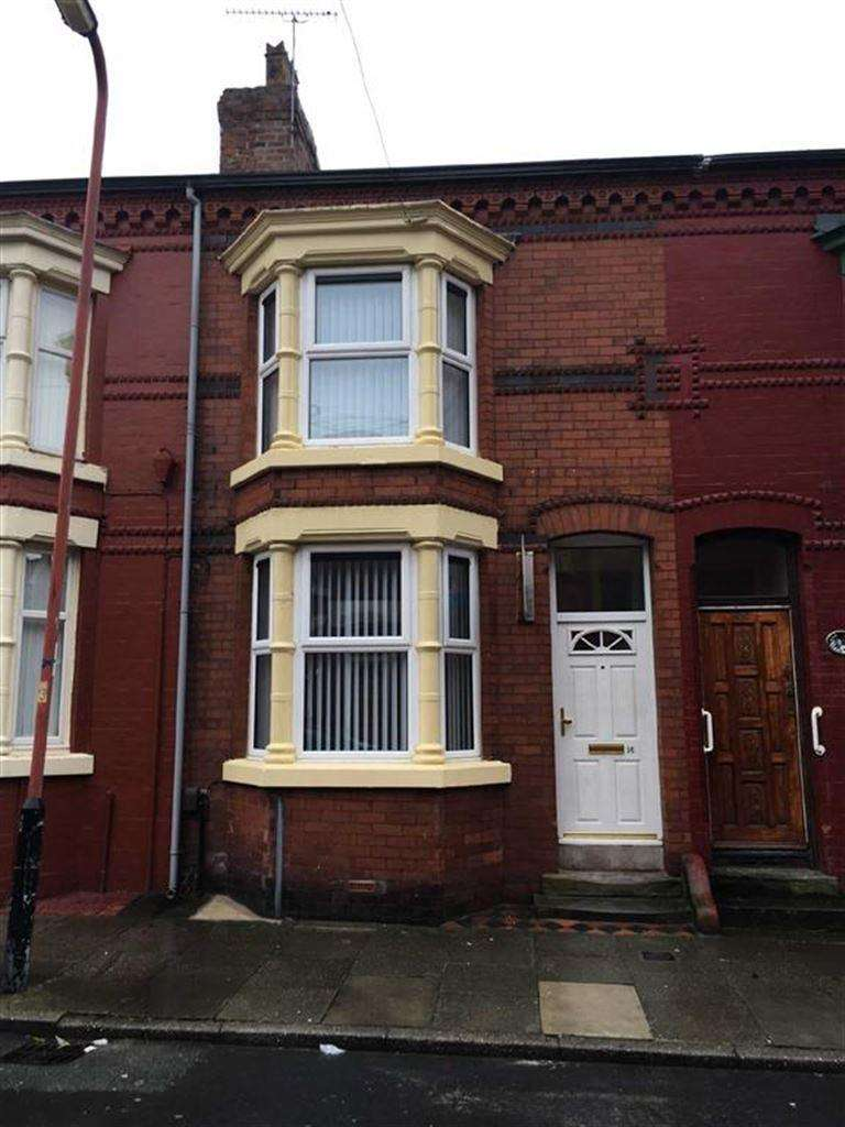 2 Bedrooms Terraced House for sale in Hartwell Street, Liverpool