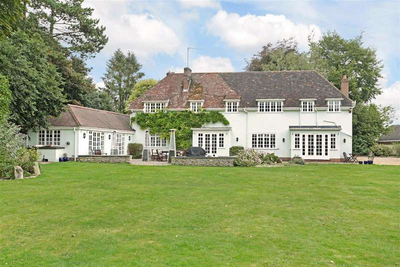 5 Bedrooms House for sale in Fittleton, Salisbury