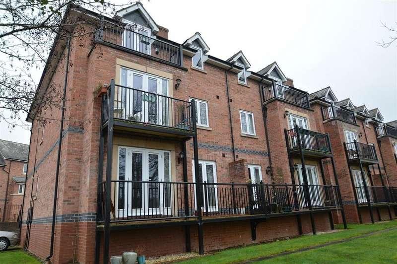 2 Bedrooms Apartment Flat for sale in 12 Chester Street, Shrewsbury SY1 1NX