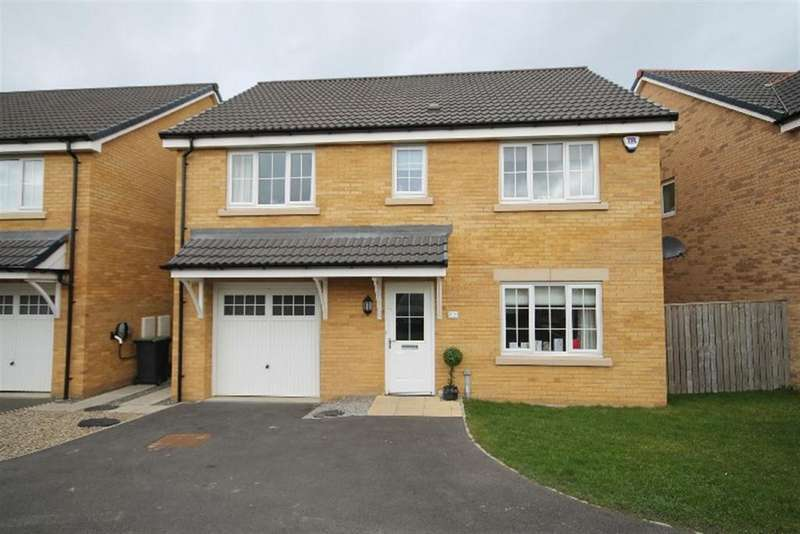 5 Bedrooms House for sale in Sledmore Drive, Spennymoor, County Durham