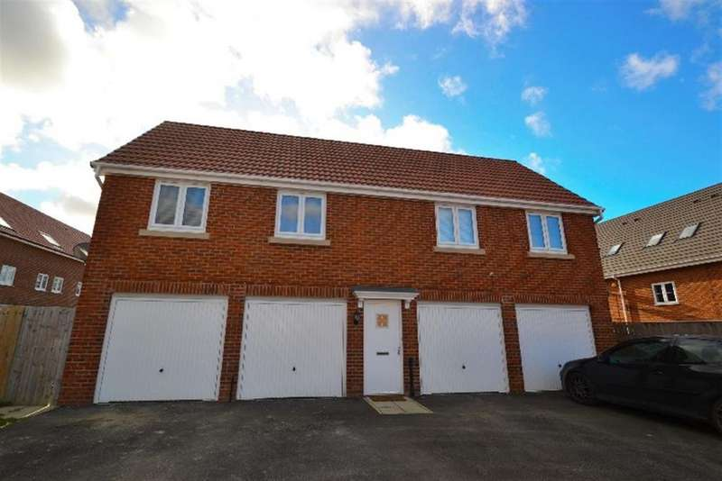 2 Bedrooms Apartment Flat for sale in Morgan Drive, Spennymoor, County Durham