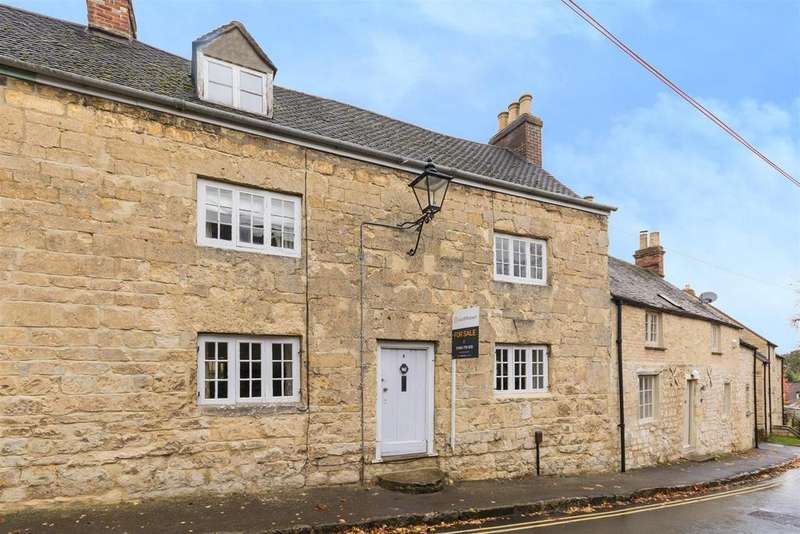 3 Bedrooms Terraced House for sale in Larkins Lane, Old Headington, Oxford