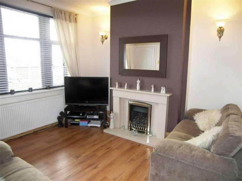 2 Bedrooms Semi Detached House for sale in Carr Lane, New Hall Hey, Rossendale, Lancashire, BB4
