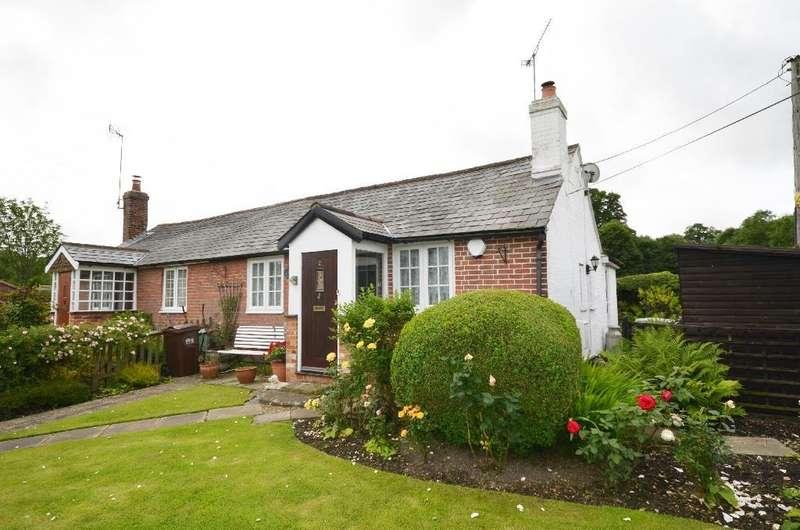 2 Bedrooms Bungalow for sale in School Lane, Peasmarsh, Rye