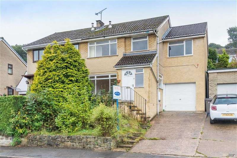 4 Bedrooms Semi Detached House for sale in Clough Wood View, Oughtibridge, Sheffield, S35