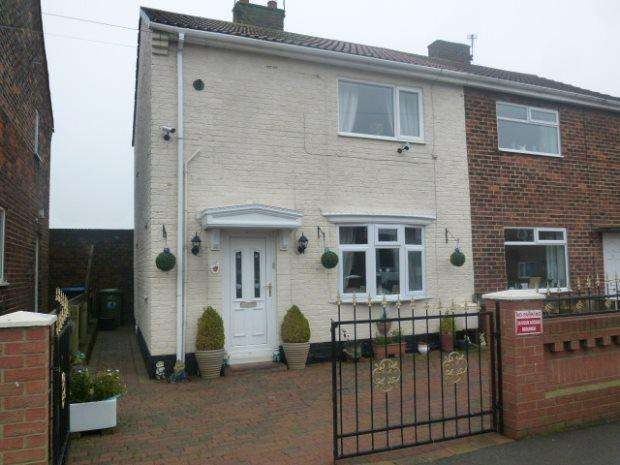 2 Bedrooms Semi Detached House for sale in JOHNSON ESTATE, WHEATLEY HILL, PETERLEE AREA VILLAGES