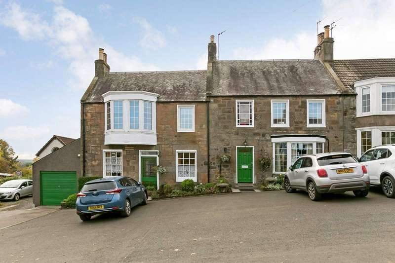 4 Bedrooms Semi Detached House for sale in 5 The Square, Kirkliston, EH29 9AX