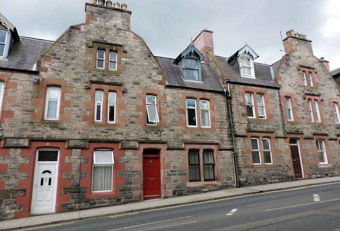 1 Bedroom Flat for sale in 83 Scott Street, Galashiels, TD1 1DU