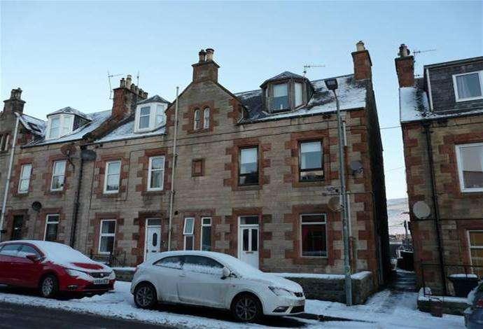 3 Bedrooms Flat for sale in 20 Meigle Street, Galashiels, TD1 1LL