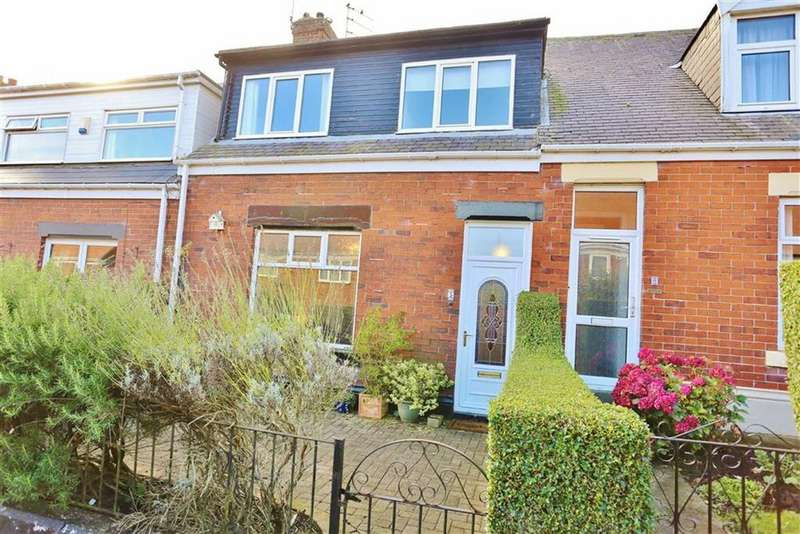 3 Bedrooms Terraced House for sale in Margate Street, Silksworth, Sunderland, SR3