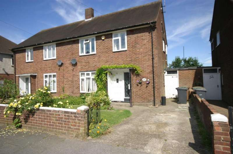 3 Bedrooms Semi Detached House for sale in Wickstead Avenue, Luton