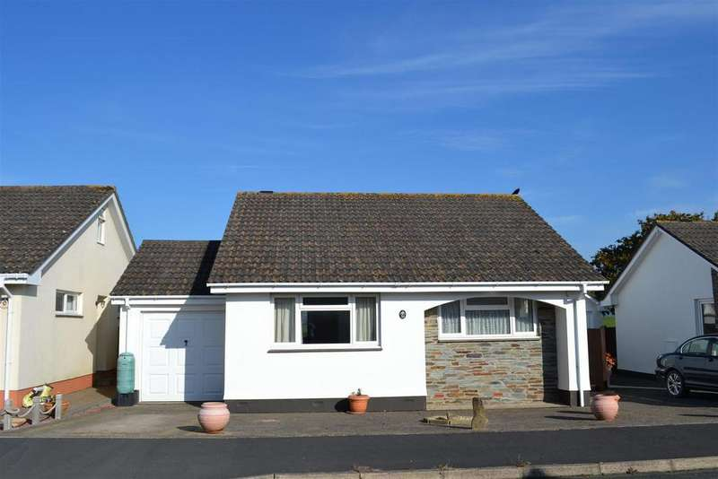 2 Bedrooms Detached Bungalow for sale in Bickington