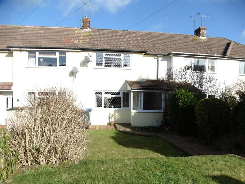 2 Bedrooms Terraced House for sale in Cants Lane, Burgess Hill