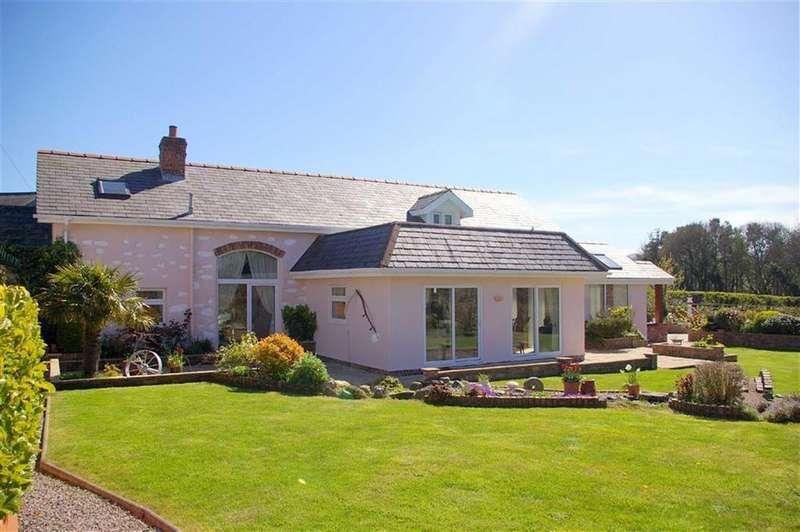 4 Bedrooms Detached House for sale in Ffordd Trallwyn, Glan Conwy, Colwyn Bay