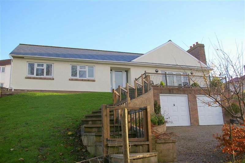 3 Bedrooms Detached Bungalow for sale in Peulwys Lane, Old Colwyn, Colwyn Bay