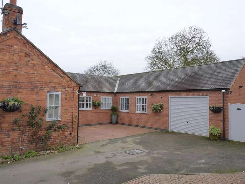 2 Bedrooms Detached Bungalow for sale in Church Street, Husbands Bosworth, Lutterworth