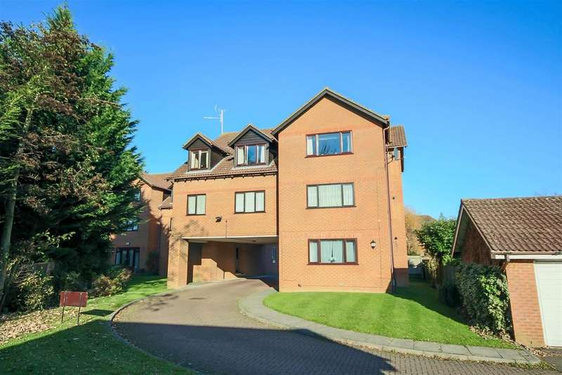 2 Bedrooms Apartment Flat for sale in Sadlers Court, Winnersh, Wokingham