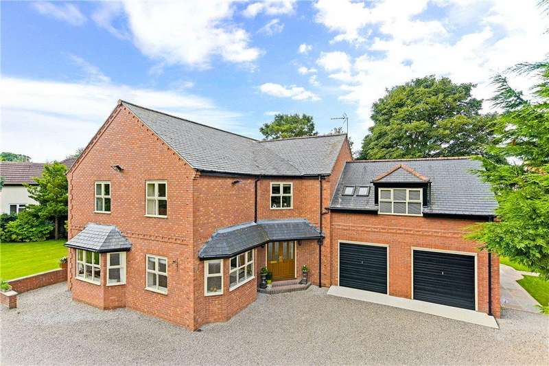 6 Bedrooms Detached House for sale in Hookstone Chase, Harrogate, North Yorkshire