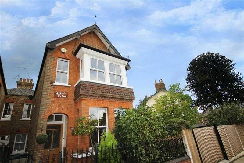 4 Bedrooms House for sale in Strafford Road, High Barnet, Hertfordshire