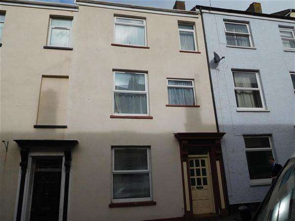 3 Bedrooms Town House for sale in Albion Street, Exmouth
