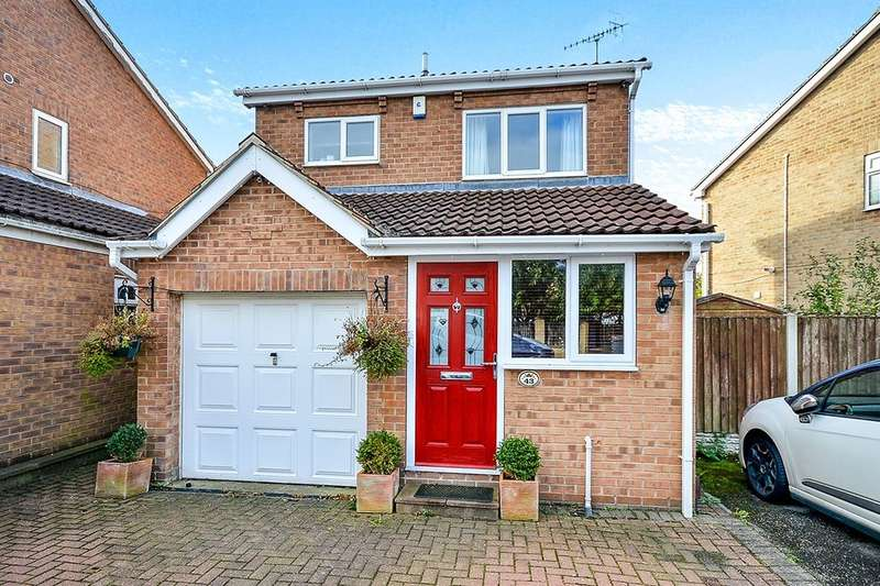 3 Bedrooms Detached House for sale in Acorn Avenue, Giltbrook, Nottingham, NG16