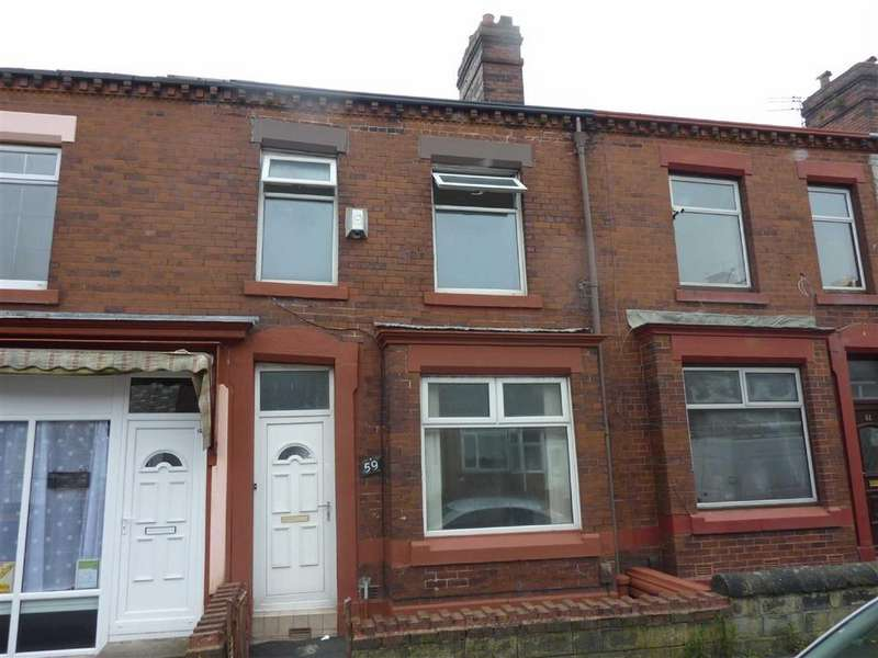 2 Bedrooms Terraced House for sale in Redgrave Street, Oldham, OL4