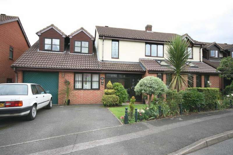 5 Bedrooms Detached House for sale in Meeting House Close, East Leake