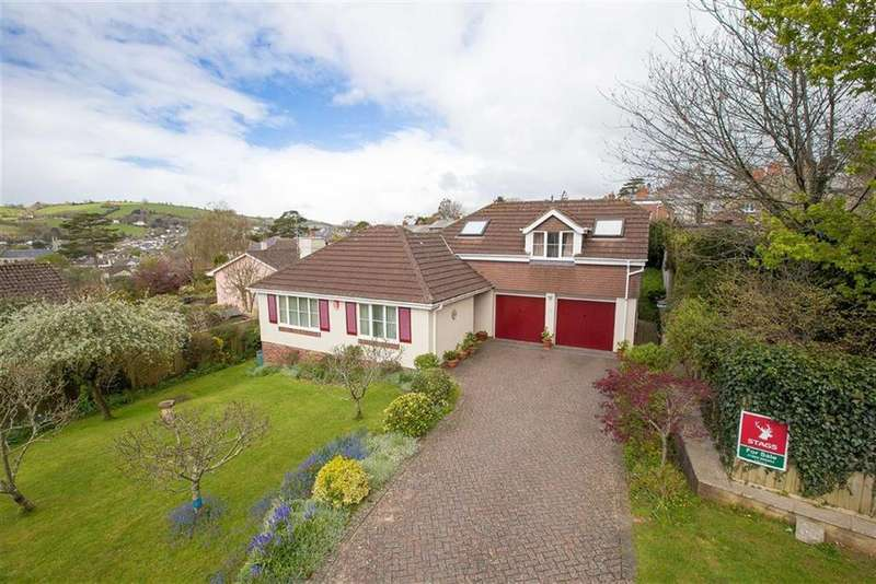 3 Bedrooms Detached House for sale in Southcote Orchard, Totnes, Devon, TQ9