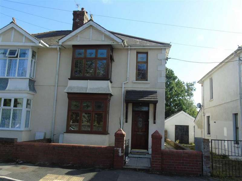 3 Bedrooms Semi Detached House for sale in Gelli Road, Bryn, Llanelli