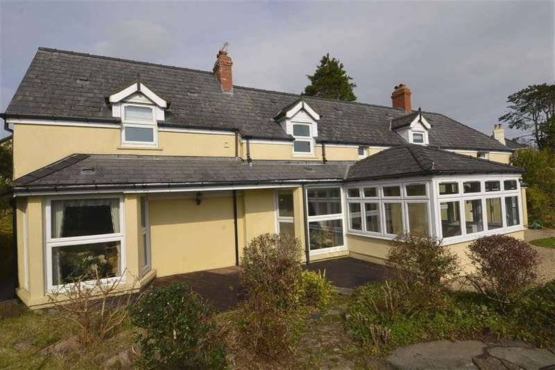 6 Bedrooms House for sale in Stammers Cottage, Saundersfoot, Tenby, Pembrokeshire, SA69
