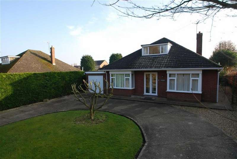 3 Bedrooms Detached Bungalow for sale in Coles Lane, Swineshead, Boston