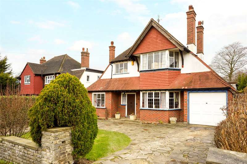 4 Bedrooms Detached House for sale in Chiltern Road, Sutton, SM2