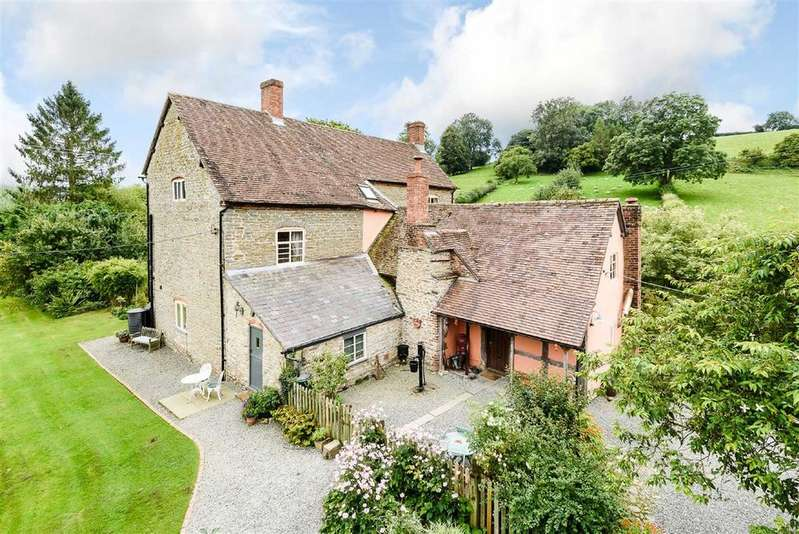 6 Bedrooms Detached House for sale in Wigmore, Herefordshire