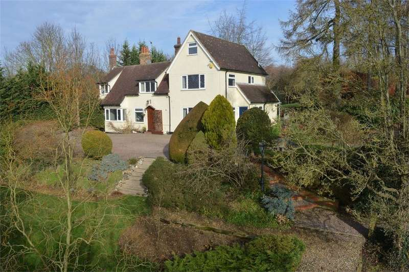 5 Bedrooms Detached House for sale in Broom Hill, Forest Hall Road, Stansted