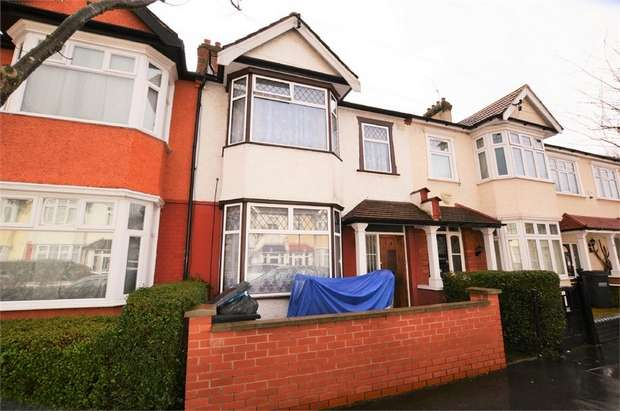 3 Bedrooms End Of Terrace House for sale in Oaklands Avenue, Thornton Heath