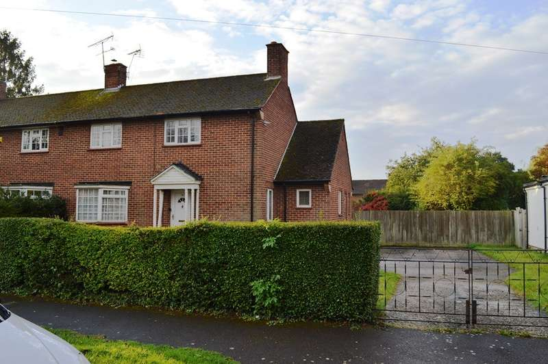 3 Bedrooms Semi Detached House for sale in Fairfield Avenue, Datchet, SL3