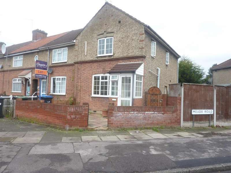3 Bedrooms End Of Terrace House for sale in Croft Road, Enfield