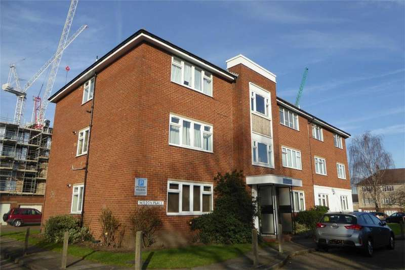 1 Bedroom Flat for sale in Wilton Place, Gayton Road, HA1 2HJ, Harrow, Greater London