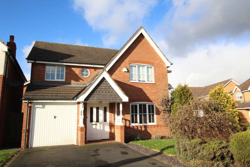 4 Bedrooms Detached House for sale in Sentry Way, Sutton Coldfield, B75 7HZ