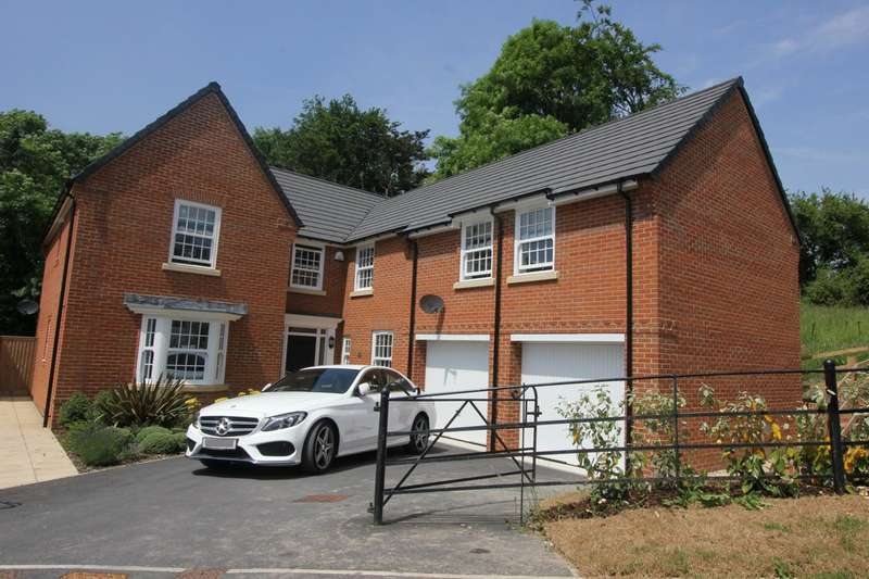 5 Bedrooms Detached House for sale in Beacon Drive, Daracombe Gardens