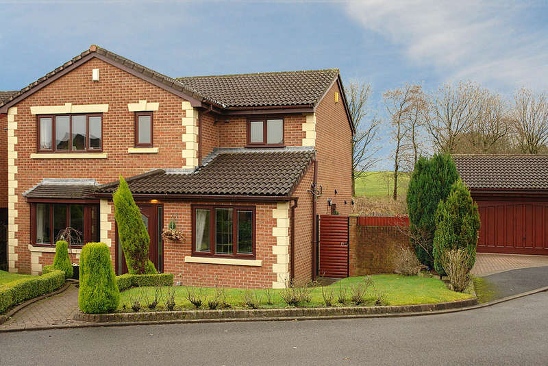 4 Bedrooms Detached House for sale in 12 Greencroft Meadow, Royton