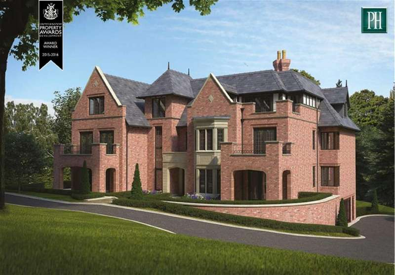 3 Bedrooms Penthouse Flat for sale in Bollin Hey, Collar House Drive, Prestbury