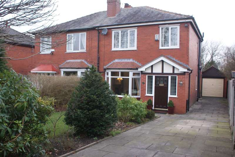 3 Bedrooms Semi Detached House for sale in Stitch Mi Lane, Harwood