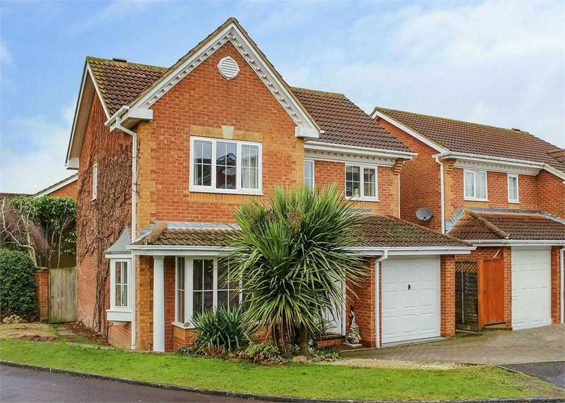 4 Bedrooms Detached House for sale in Cheshire Park, Warfield, Berkshire