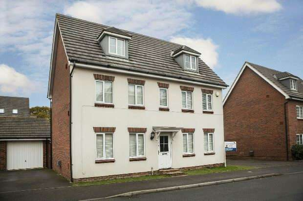 5 Bedrooms Detached House for sale in Benham Drive, Spencers Wood, RG7 1FB